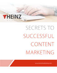 Secrets to Successful Content Marketing