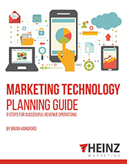 Marketing Technology Planning Guide